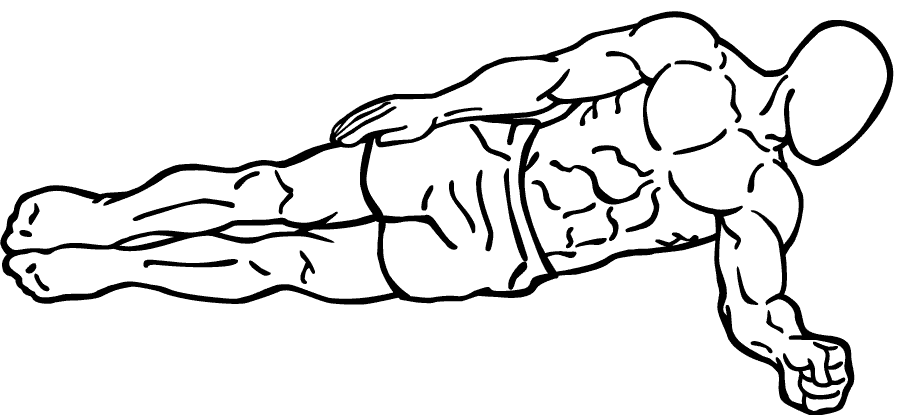 Lower Ab workout for men and women