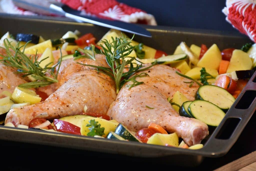 chicken is the best lowest high protein calorie food that gives you feeling of fullness.