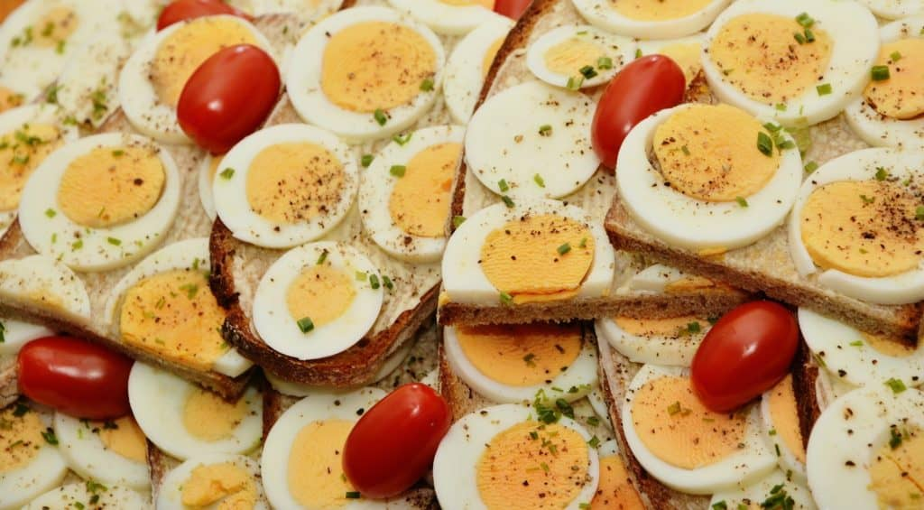 high protein low calorie food that supports weight loss