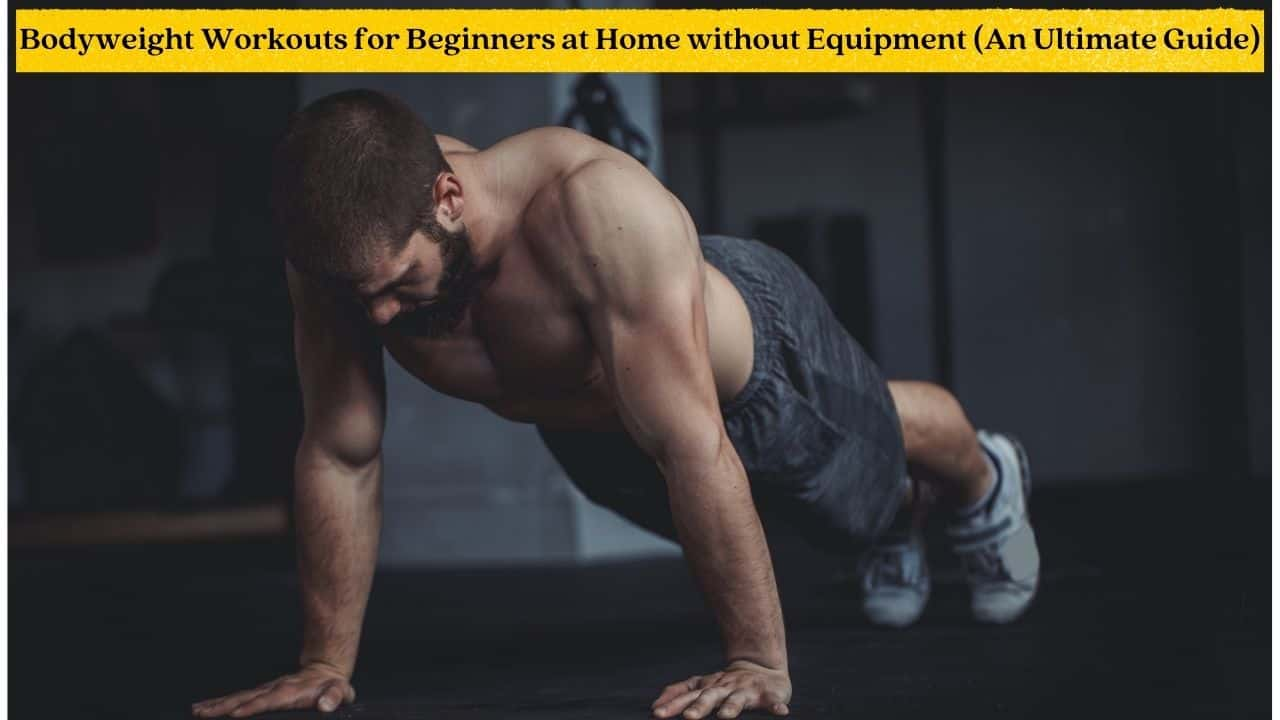 Bodyweight Workouts for Beginners at Home without Equipment