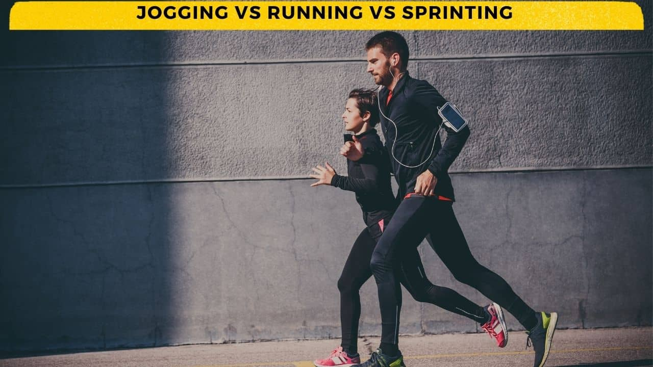 Difference Between Running, Jogging and Sprinting
