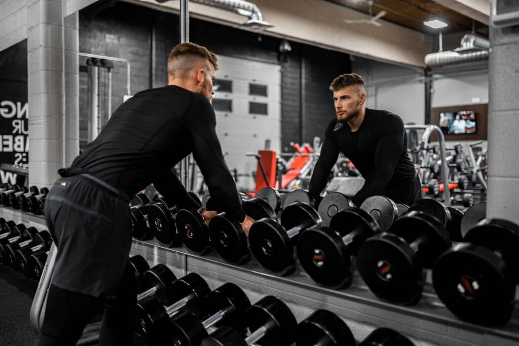 Best Weighted HIIT Workout With Dumbbells