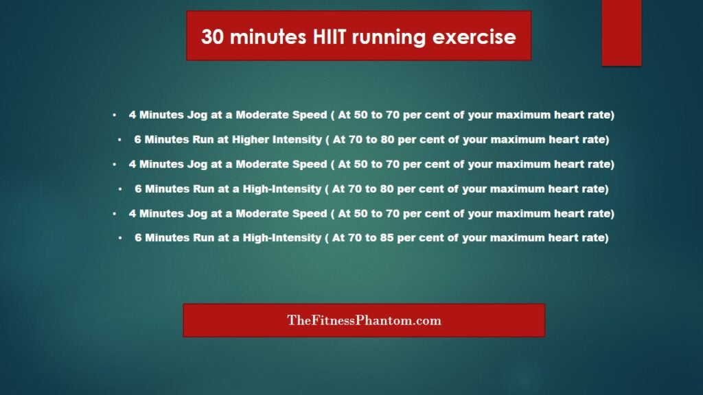10 Best HIIT Exercises List And HIIT Workout Plan
