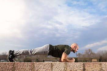 HIIT Core Exercises at home