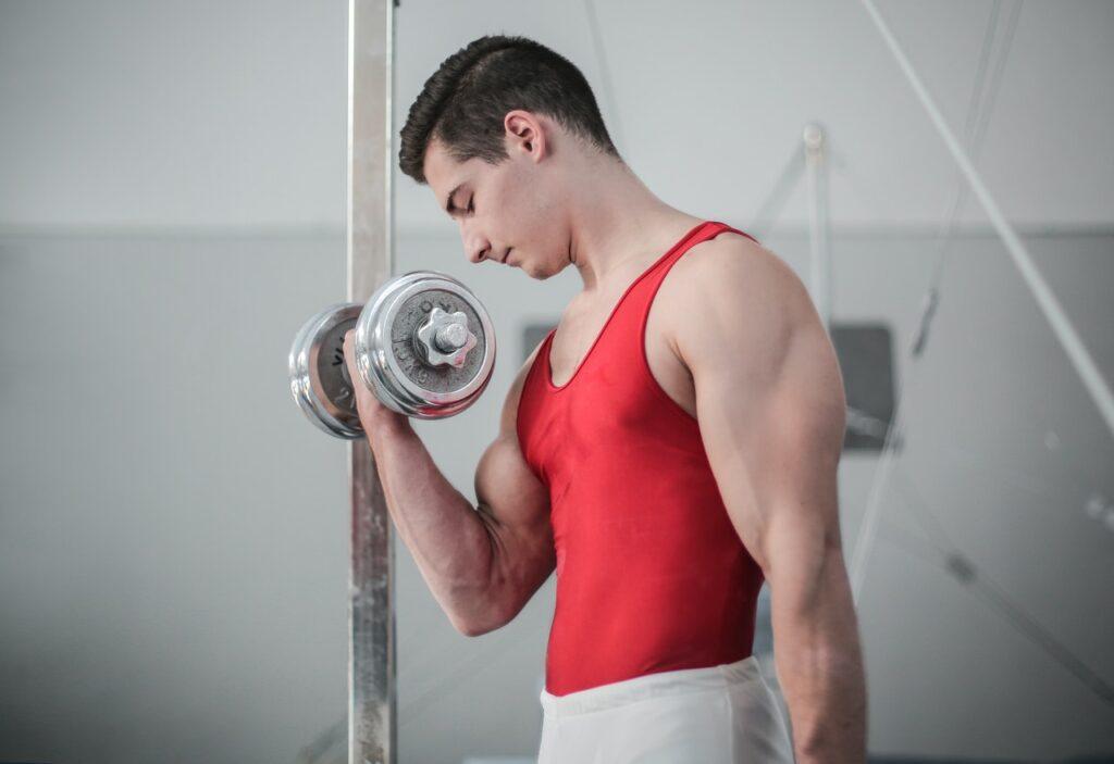 Standing Dumbbell Exercises