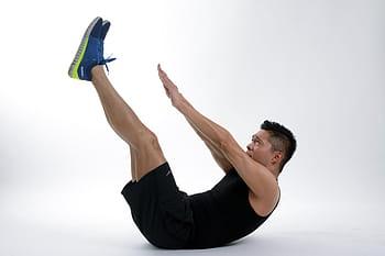 High-intensity abs Workout