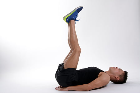 HIIT abs exercises at home