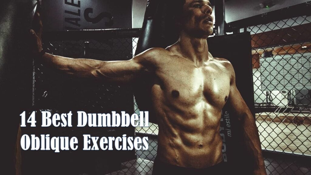 Dumbbell Exercises For Obliques