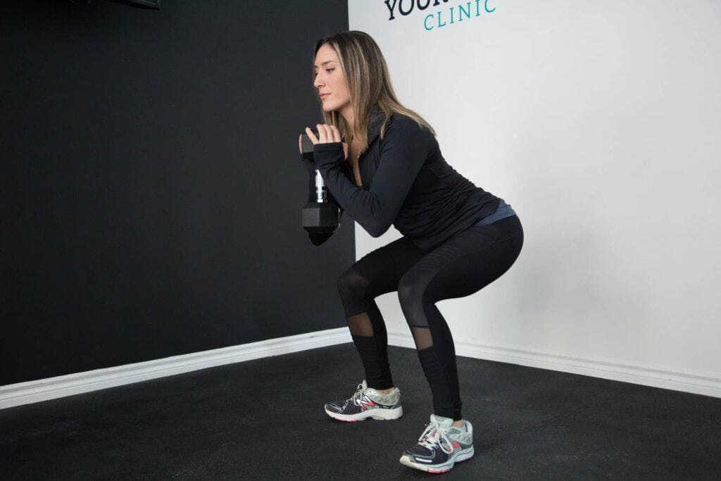 HIIT Lower Body Workout