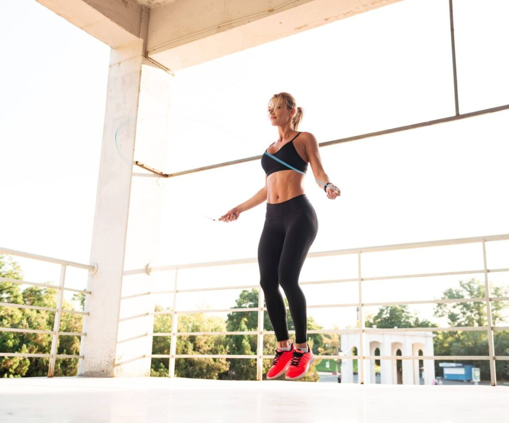 Anaerobic Exercises At Home