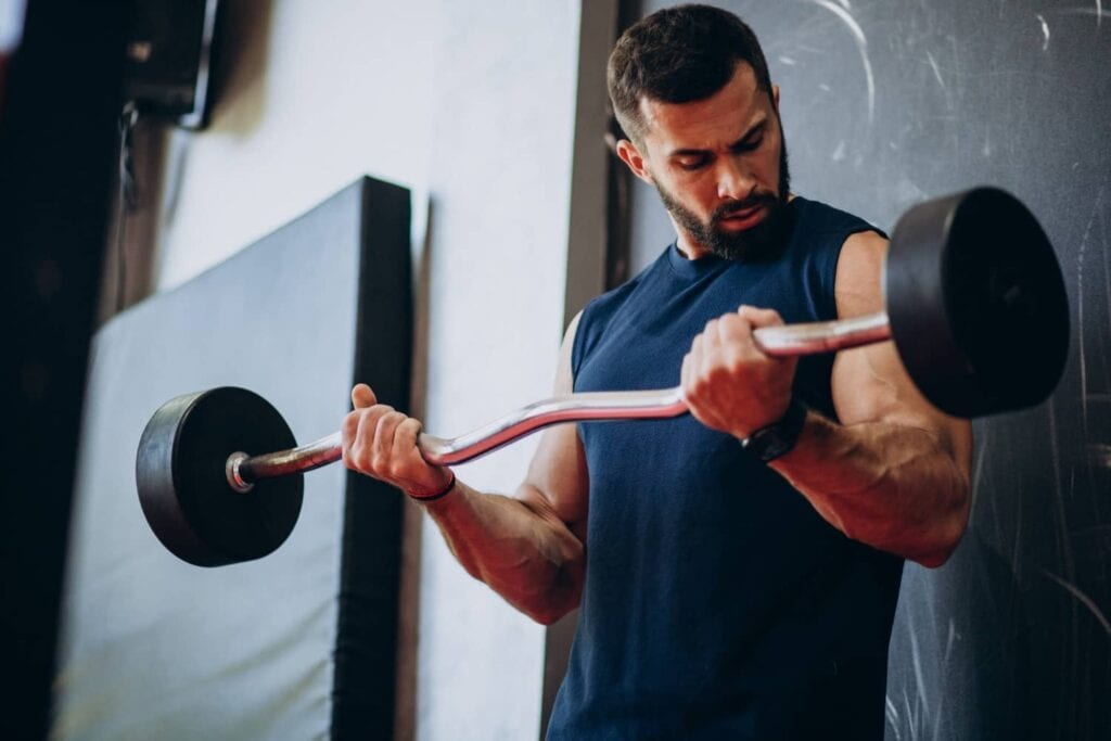 How Long Does It Take To Build Noticeable Muscle?