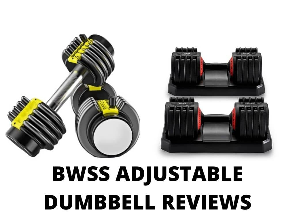 BWSS Adjustable Dumbbell Reviews