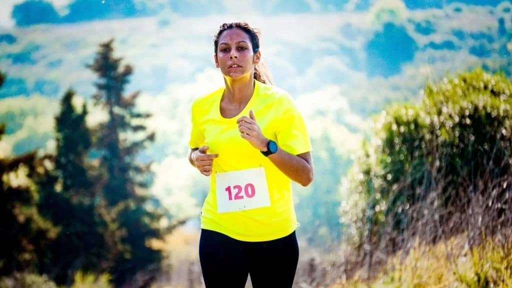 tips on how to run faster for longer distances.