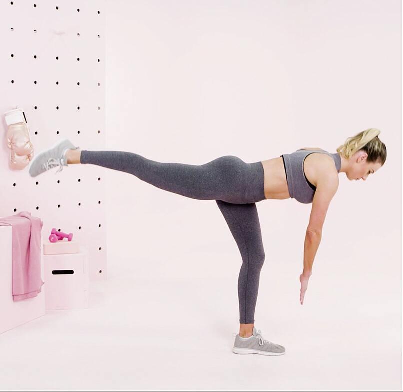 hamstring bodyweight exercises