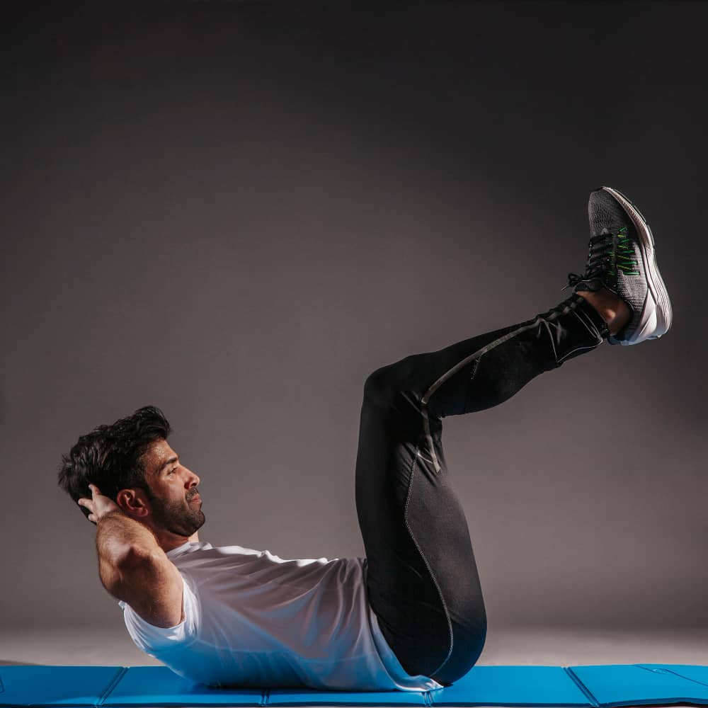 Isometric Exercises for Abs