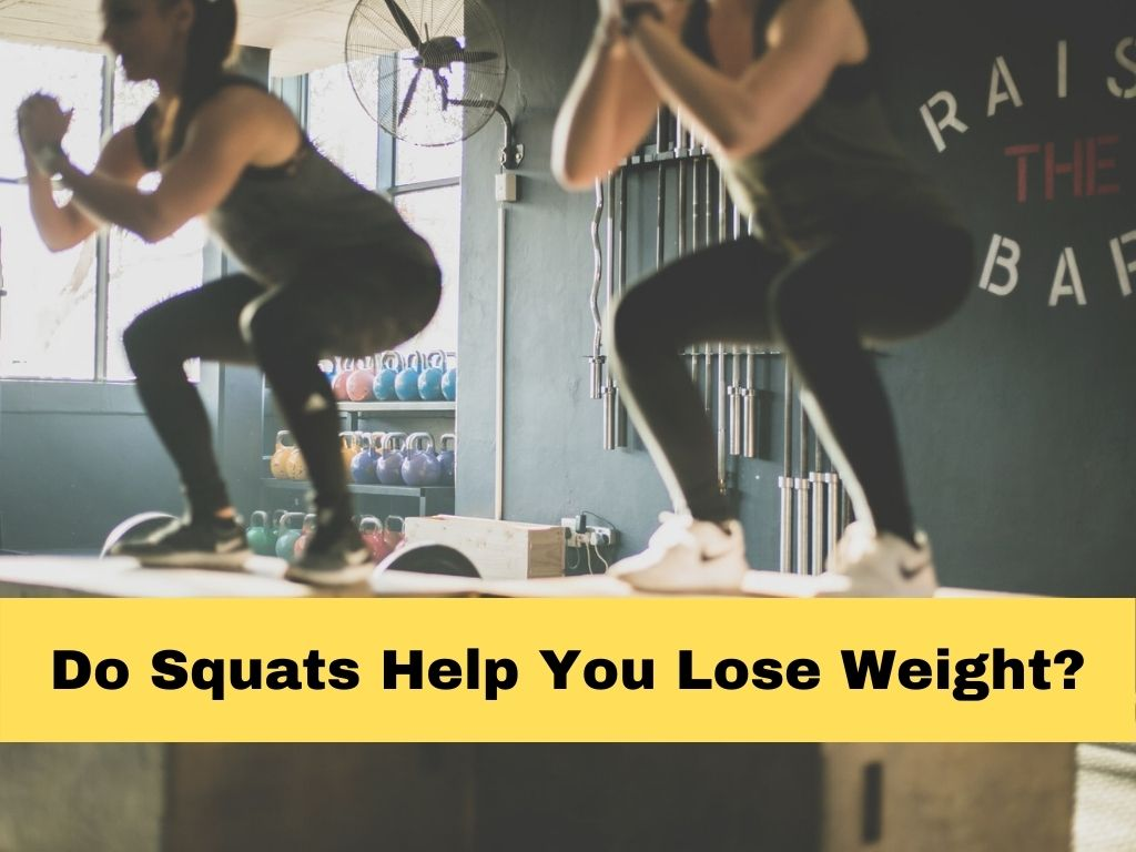 Does Squatting Help You Lose Weight?