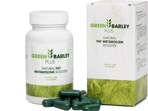 Green Barley Plus Capsules