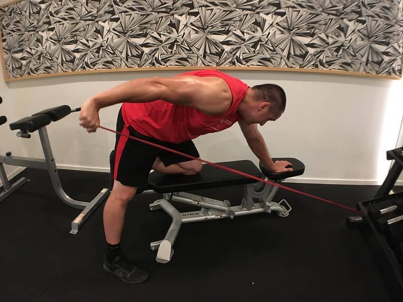 How To Build Triceps With Resistance Band Workouts?