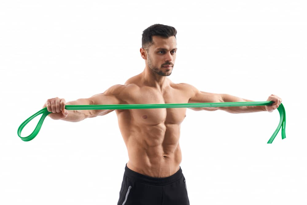 Resistance Loop Band Tricep Exercises For Strong Arms