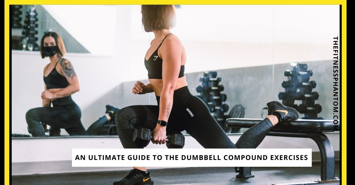 Dumbbell Compound Workouts and Exercises