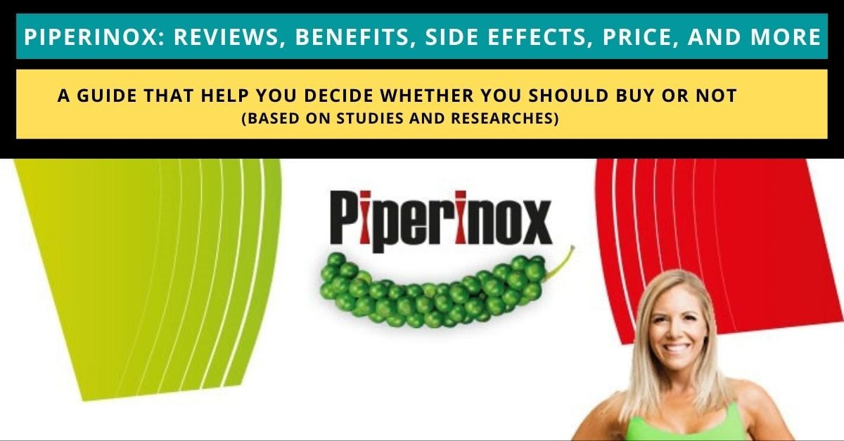 Piperinox For Weight Loss