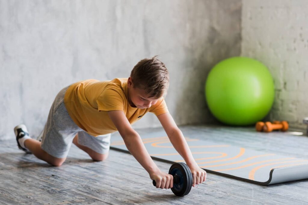 Best Calisthenics Ab Exercises And Workout