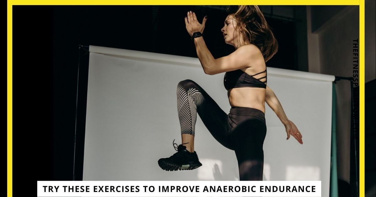 How To Do Anaerobic Exercises At Home?