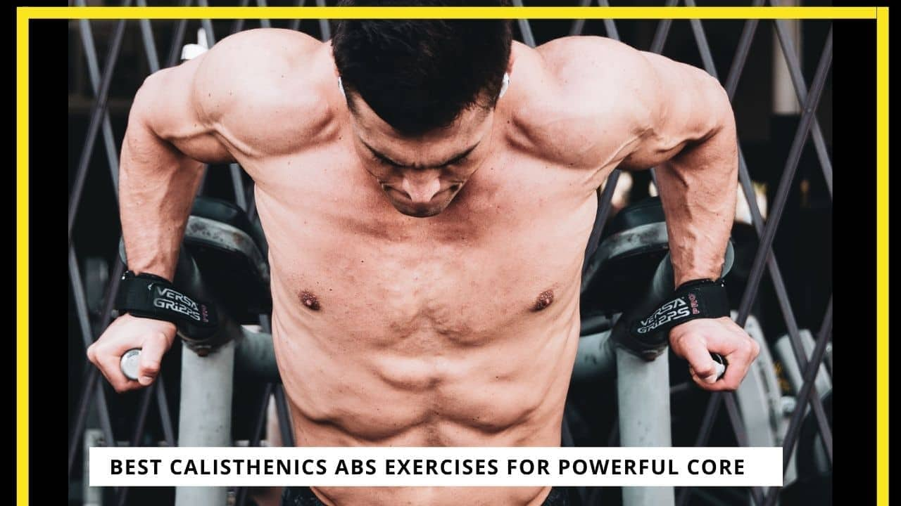 Calisthenics Workout for Abs
