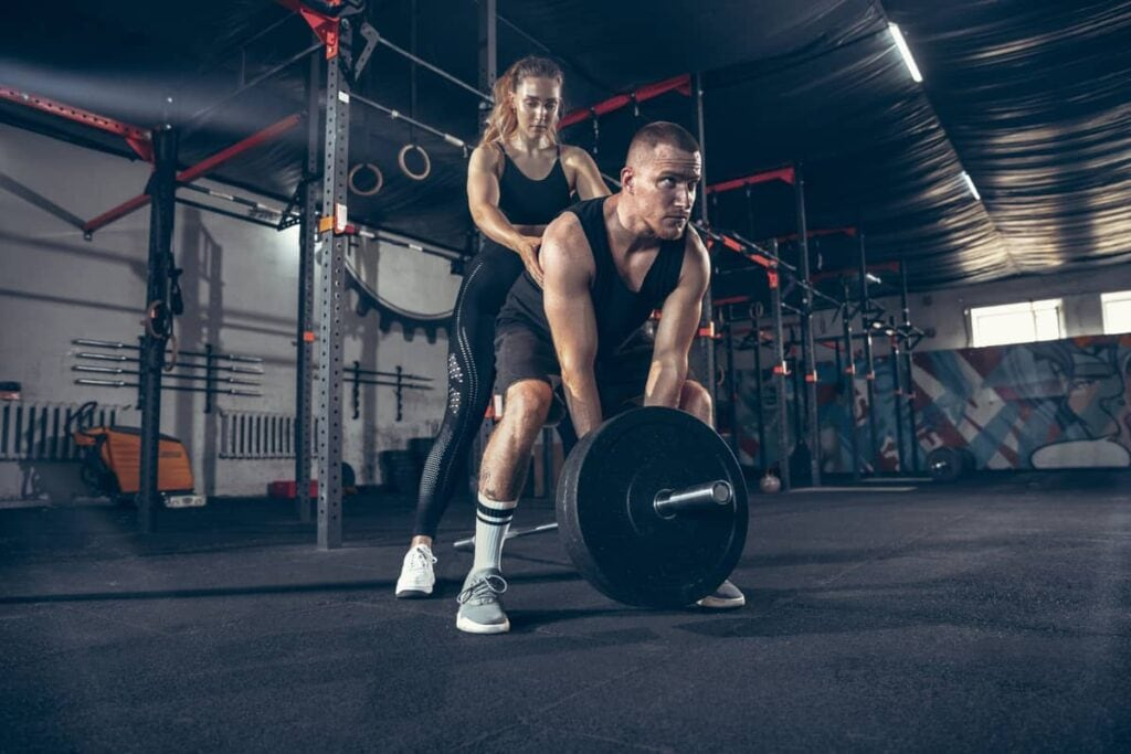 5-day compound exercises workout routine