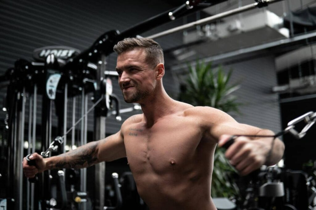 Best workout for Chest And Shoulder