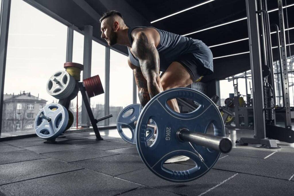 beginner's 1-hour gym workout routine.