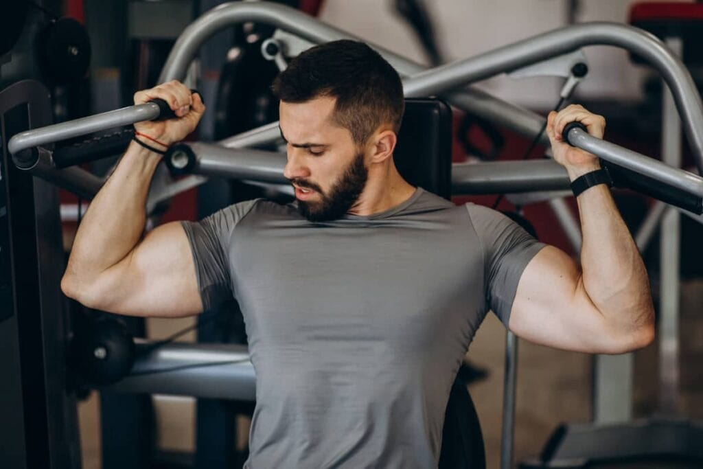 Can You workout triceps and biceps on the same day?