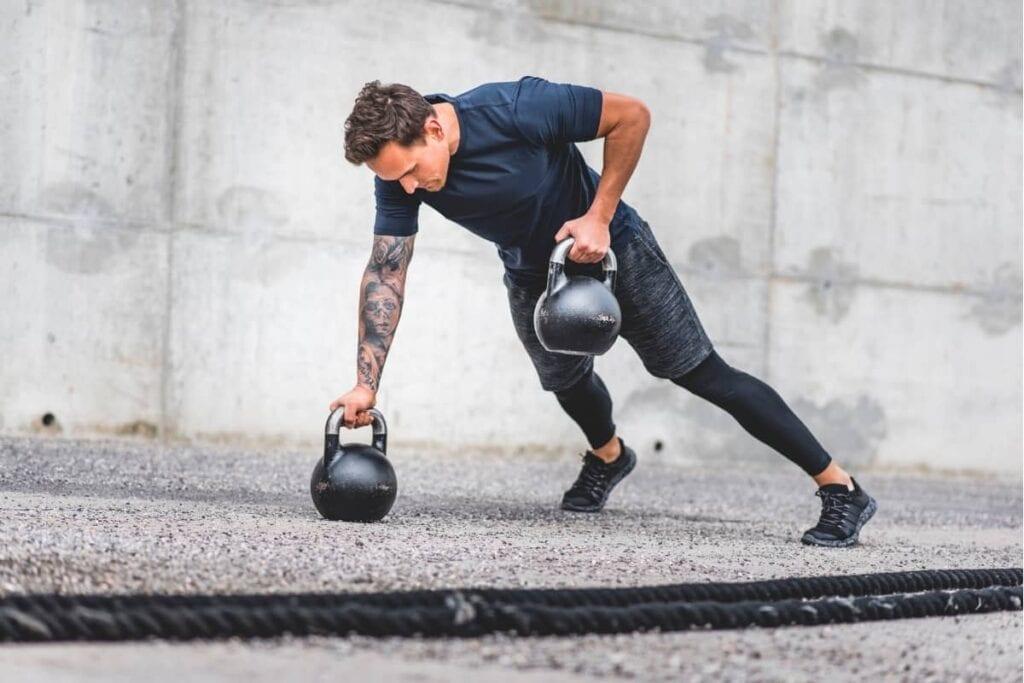 Kettlebell Lat Exercises For Stronger Back