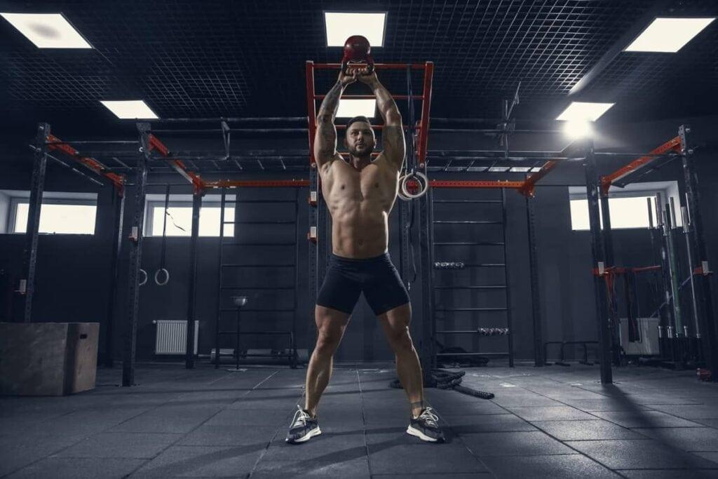Single Kettlebell Workout Plan For Fat Loss