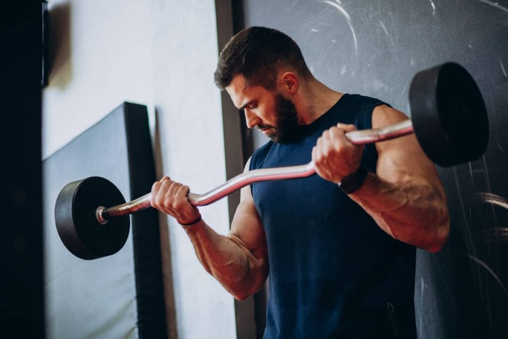 best bicep and tricep workout at gym