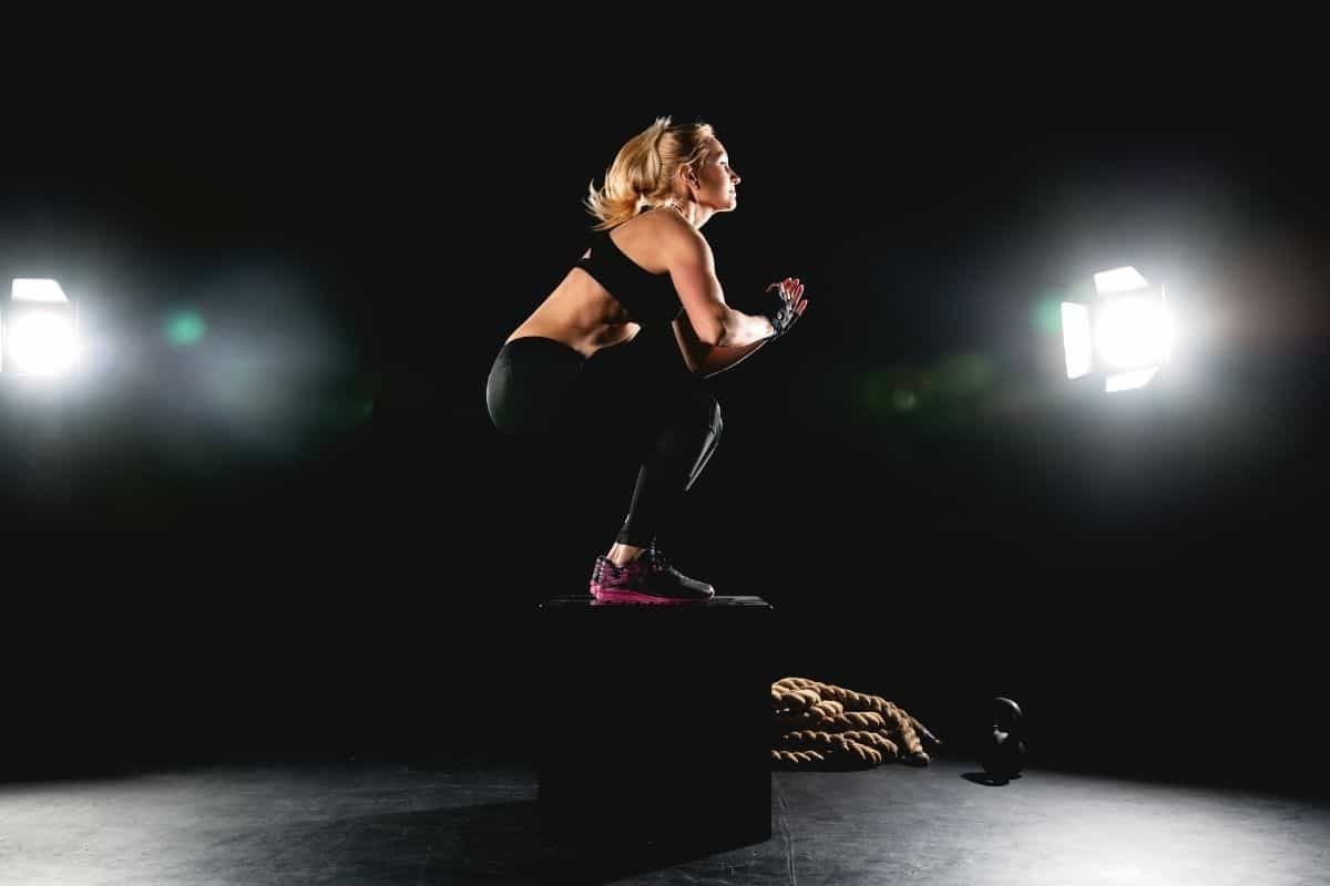 Crossfit HIIT Workout
